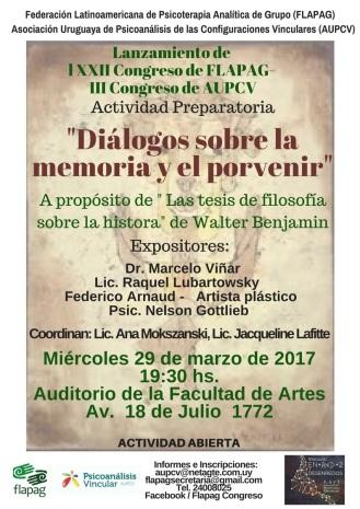 Lanzamiento Congreso